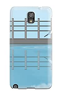 Kevin Charlie Albright's Shop New Style Tpu Note 3 Protective Case Cover/ Galaxy Case - Bleach 3244383K63583770