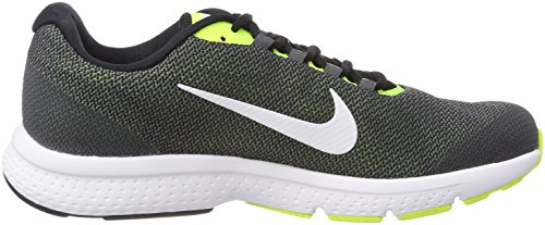 White Black Grey Volt Runallday Scarpe Dark Nero Running Uomo Nike 009 wFazXTqx