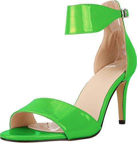 cheville green femme CFP de Bride ZwqnaxER
