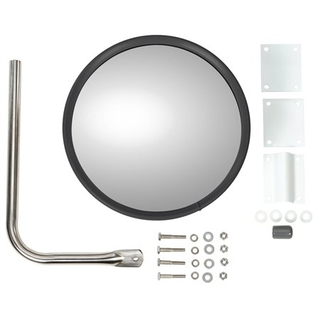 Truck-Lite Step & Commercial Van Assembly 10-1/2'' Convex Mirror 97862