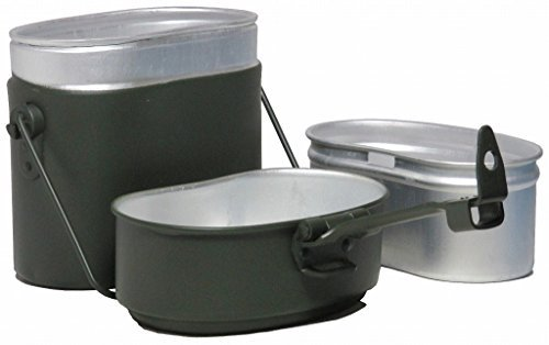 Mil-Tec German WWII Style 3-Piece Mess Kit