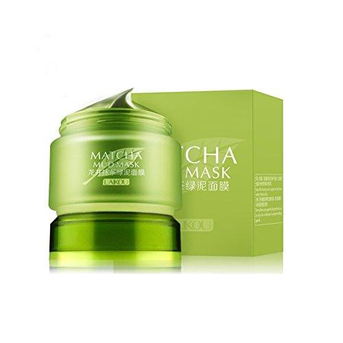 Green Tea Face Mask For Acne - 5