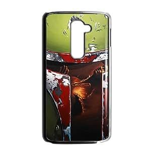 LG G2 Cell Phone Case Black Star Wars gohh