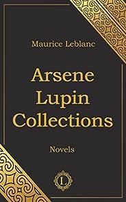 Maurice Leblanc Arsene Lupin Collection Lupin Books in English Set: Gentleman Burglar - Arsene Lupin vs Sherlo