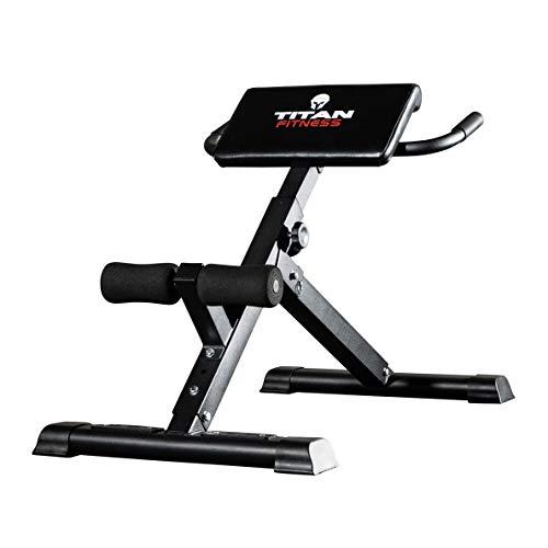 Titan Fitness Hyper/Back Extension Bench