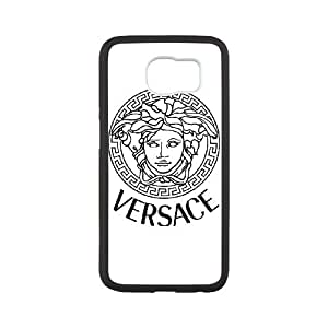 SamSung Galaxy S6 Phone Case for VERSACE LOGO pattern design GQVSELG0724032