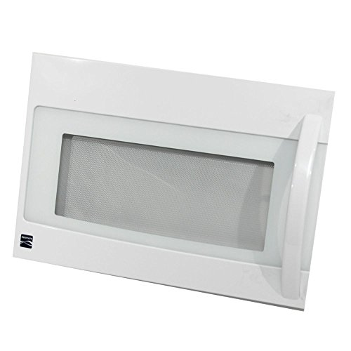 microwave door assembly kenmore - 1