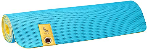 Lole Women's Air Yoga Mat, One Size, Arctic Blue