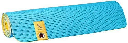 Lole Women's Air Yoga Mat, One Size, Arctic Blue