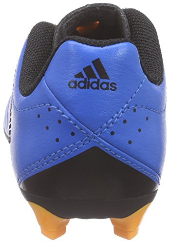 adidas Goletto V Fg, Botas de Fútbol Unisex Niños, 38 EU Azul - Blau (Shock Blue S16/Core Black/Solar Gold)