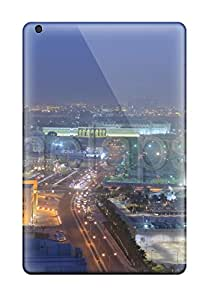 2716952K90891663 Pretty Ipad Mini 3 Case Cover/ K Wallpapers City Series High Quality Case