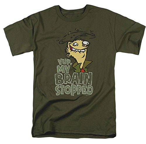 Ed Edd N Eddy Brain Dead T-Shirt (Brain Dead T-shirt)