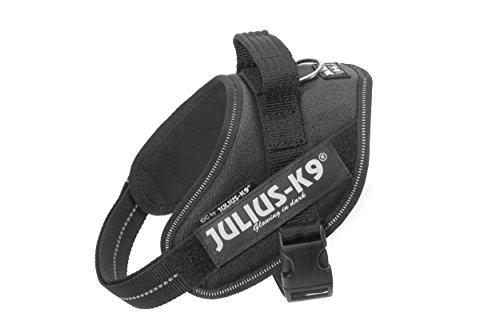 Julius K9 IDC-Power Harness, Black, Size: Mini/49-67 cm