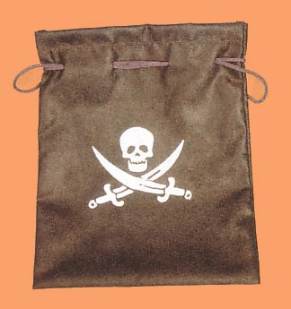 Pirate Treasure Bag Costume -