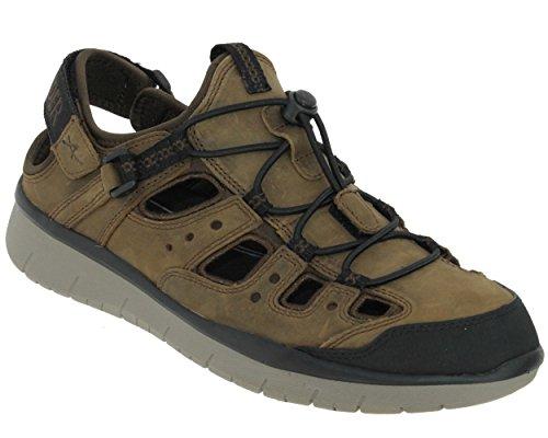 Sneaker Marrone Maroon 51 2005522 Allrounder By Mephisto Uomo 1 87wpX