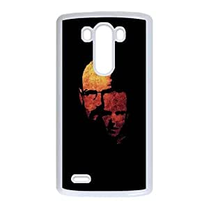 LG G3 Cell Phone Case White Walter And Pinkman Y4I3IH