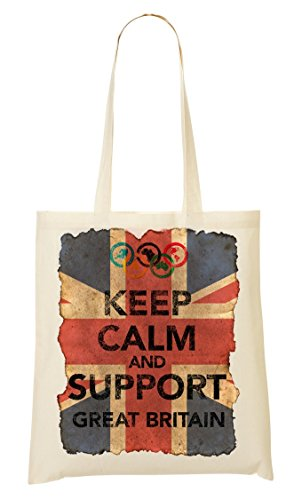 Bretagne le calme Tote Vintage drapeau soutien fond garder Di Sacchetto Grande x6nwOqY