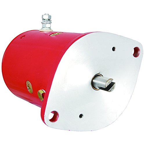 NEW WESTERN SNOW PLOW PUMP MOTOR CW MEZ7002