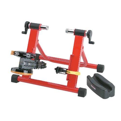 Redline Minoura 2024 Rim Mag Trainer, for 20 24 Wheel, Red