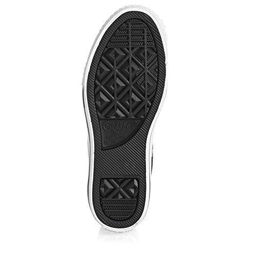 Converse, Sneaker bambine argenteo