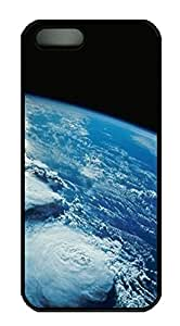 Earth 3 PC Case Cover for iPhone 5 and iPhone 5s ¨CBlack