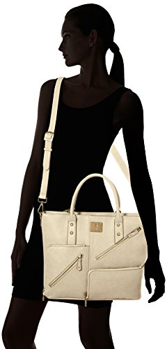 Off Offwhite Bag Fly white Guip610fly Top Handle Women's London T7wqaSFU