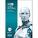 Eset EAVH-N111-RBX8 NOD32 Antivirus 2015 - 1 Piece