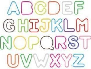 Silly Bandz 36 Pack Alphabet Shapes by Silly Bandz