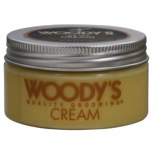 Woody le Toilettage: Qualité Toilettage Hair Styling Cream, 3,4 oz