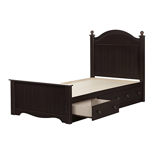 savannah twin platform bed