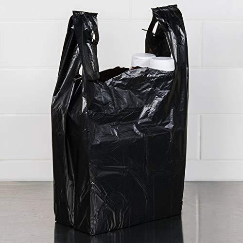 Top 10 tshirt bags plastic black for 2020