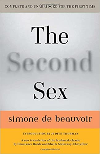 Image result for the second sex simone de beauvoir