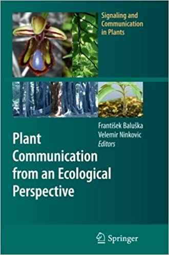 Book Plant Communication from an Ecological Perspective (Signaling and Communication in Plants) (2012-09-21)