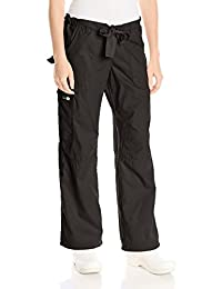 Koi Women's Lindsey Ultra Comfortable Cargo Style Scrub Pants (PETITE SIZES)