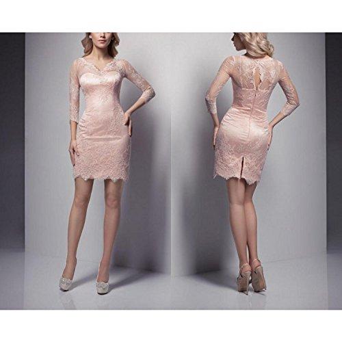 De Rosa Traje Mujer Para Vestir Dressvip Trapecio HxPwg55q