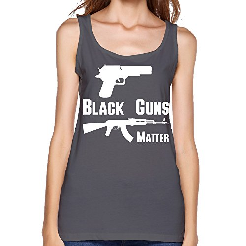 Price comparison product image Allntrends Women's Tank Top Love Guns