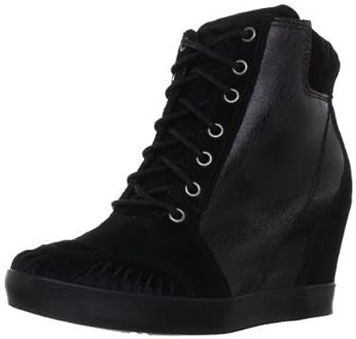 Diesel Women's We After All Pelly W Sneaker,Black,9 M US