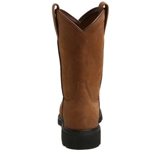 Ariat Mens Sierra Work Boot Invecchiato Bark