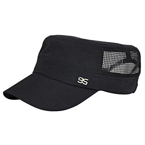 Baseball Military Breathable Running Snapback