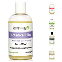 This isn't your typical body wash. Containing eight ingredients or less, they are great for every skin type. Free & Clear (Unscented) for those with super sensitive skin, Goody-Goody Grapefruit for itchy eczema-like skin and Herbal Fresh ...