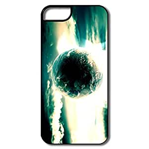 IPhone 5 5S Cases, Young Planet White/black Protector For IPhone 5 5S