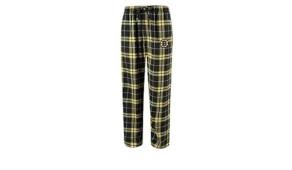 Boston Bruins Youth Allover Print Pyjama Pants