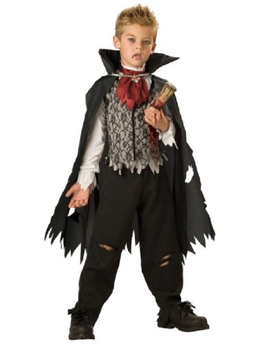 Vampire Stake Costume (Vampire B. Slayed Child Costume - Medium)