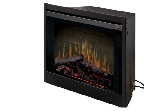 Dimplex BF33DXP 33-Inch Built-In Electric Firebox by Dimplex