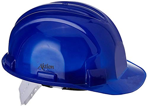 Aktion Safety Helmet AKH-11 Nape Type – Blue (Pack of 1)