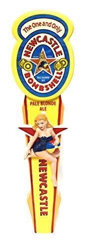 newcastle beer tap handle - 9