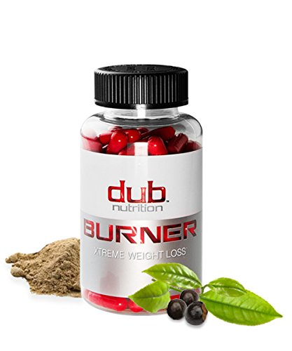 Fat-Burner-by-dub-Nutrition-Best-Weight-Loss-Pills-Thermogenic-Supplement-Natural-Energy-and-Appetite-Suppressant-Includes-Red-Rasberry-Ketones-Guarana-and-BCAA-Healthy-Blood-Sugar-Levels