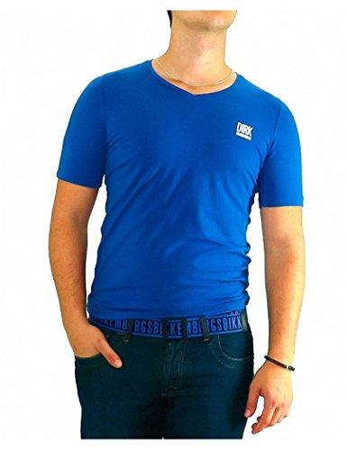 bikkembergs-tshirt-dirk-bikkembergs-blue-basic-v-neck-l-blue