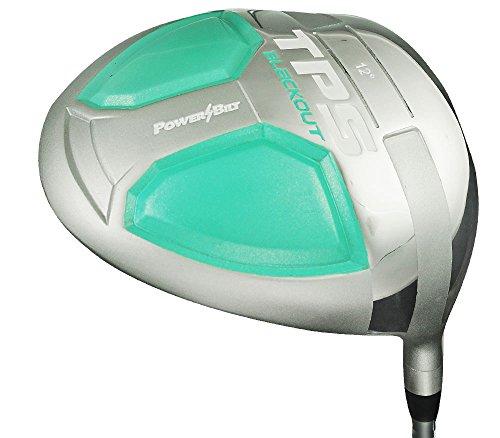 Powerbilt Golf- Ladies TPS Blackout Driver