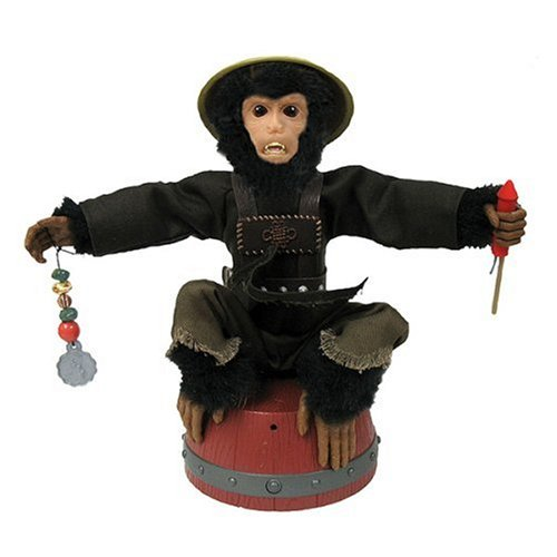 Pirates of the Caribbean Jack the Monkey